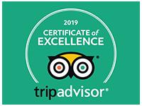 2019 certificate of excellence Tripadvisor Trek In Nepal