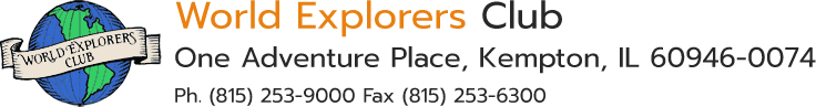 World-Explorers-Club
