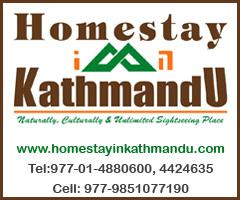 Homestay in Kathmandu