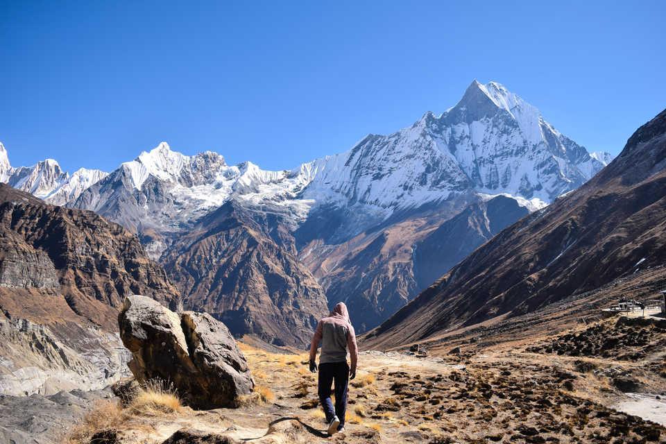 Top Reasons why you should do Annapurna Base Camp Trek.