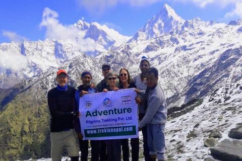 Trek in Nepal - All Nepal Trekking with Adventure Pilgrims Trekking
