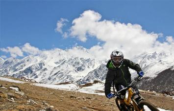 Annaurna Mountain Biking
