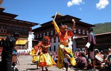 Bhutan Cultural Tour