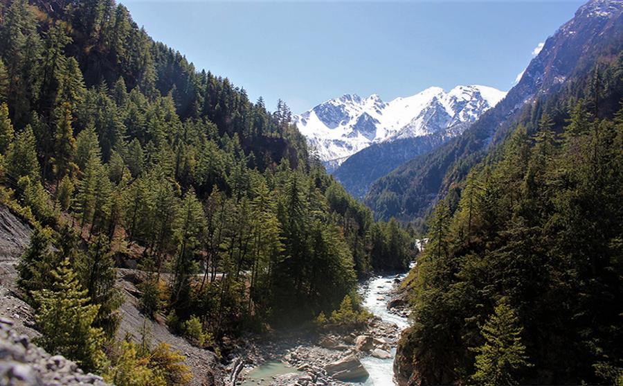 Annapurna Circuit in 10 Days Express Trekking