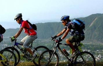 Kathmandu Valley Biking