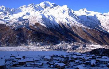 Naya Kanga (Ganjala Chuli) Peak Climbing