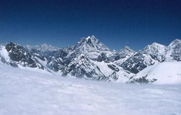 Ramdung Peak Climbing