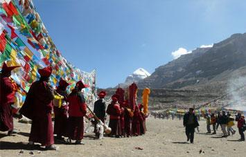 Saga Dawa Festival Tour in Mt Kailash and Lake Manasarovar