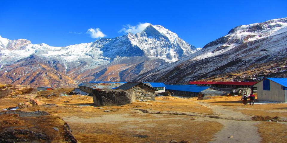 Annapurna ( Sanctuary ) Base Camp Trekking