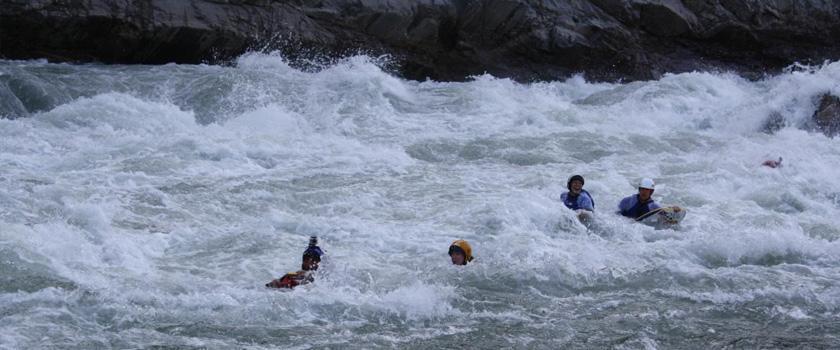 Arun River Rafting