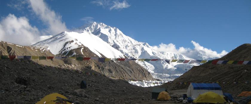 Mt Shishapangma Expedition