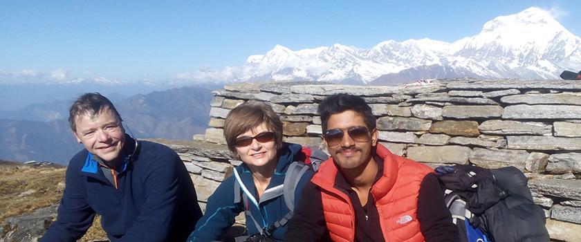 Khayar Lake Trekking (Khopra Danda Trek)