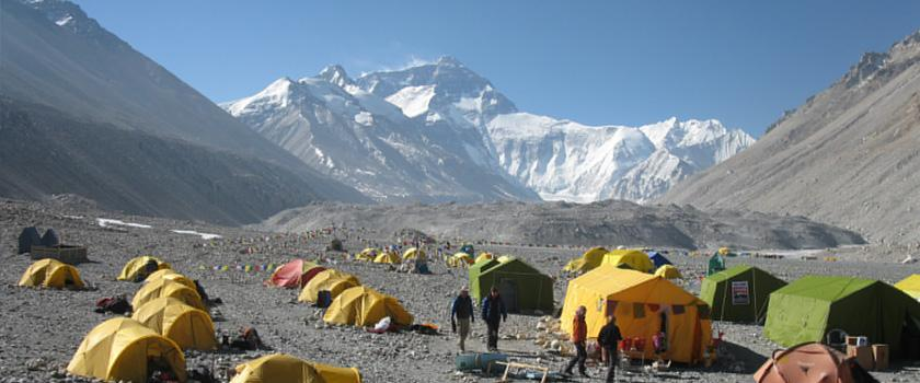 Lhasa Everest Base Camp Trekking