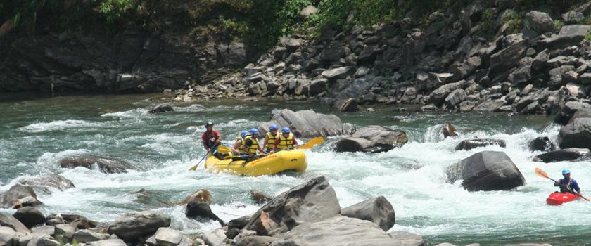 Marshangdi River Rafting