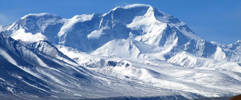 Mt Cho-Oyu Expedition