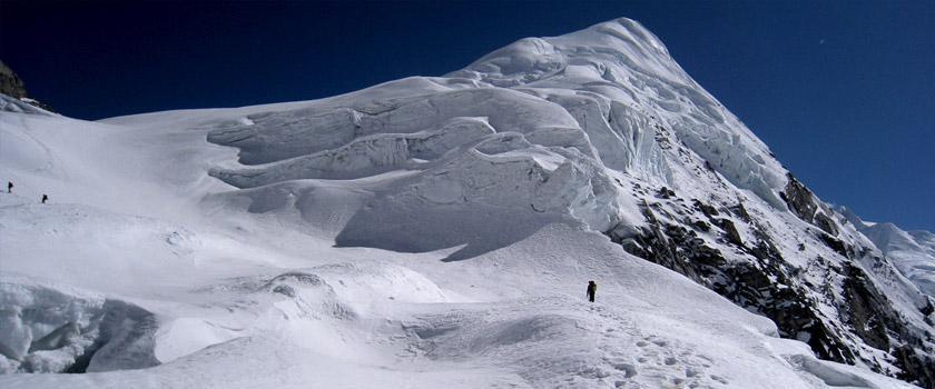 Pacchermo Peak Climbing