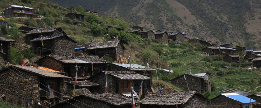 Tamang Heritage Langtang Trekking