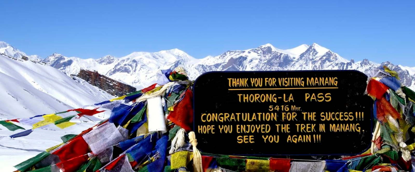 Annapurna Circuit in 10 Days Express Trekking